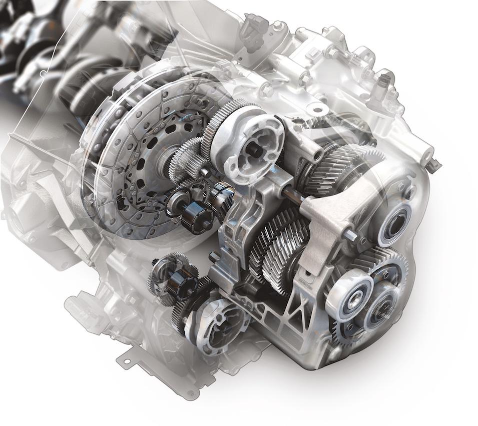 Renault EDC
